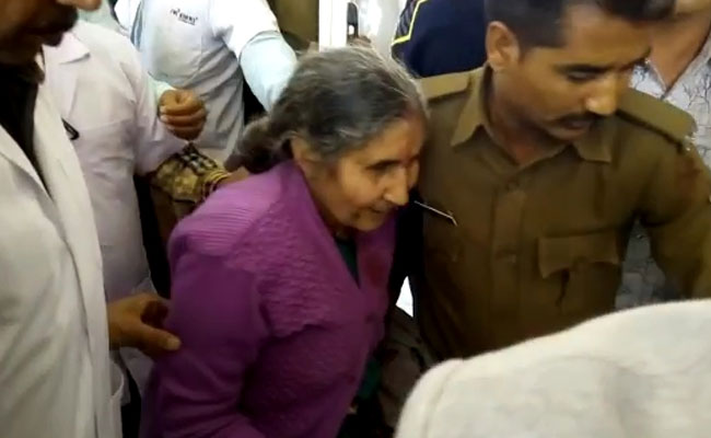 PM Modi's wife Jashodaben injured in car accident, admitted