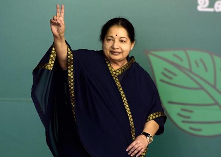 India Tv - J Jayalalithaa