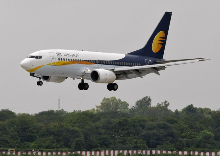 Jet Airways Q3 profit slumps 46% to Rs 165 crore