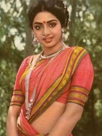 India Tv - Sridevi memorable pic