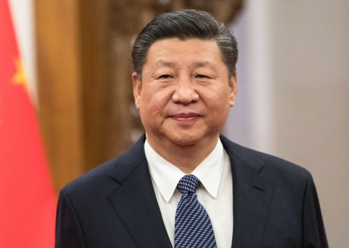 File pic of Xi Jinping
