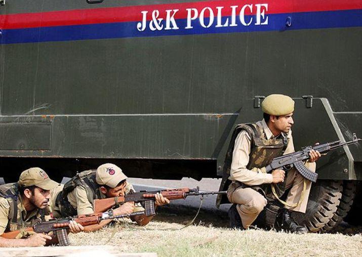 Swayam Prakash Pani appointed IG Kashmir range