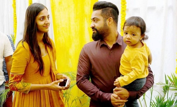 Jr NTR to become father again