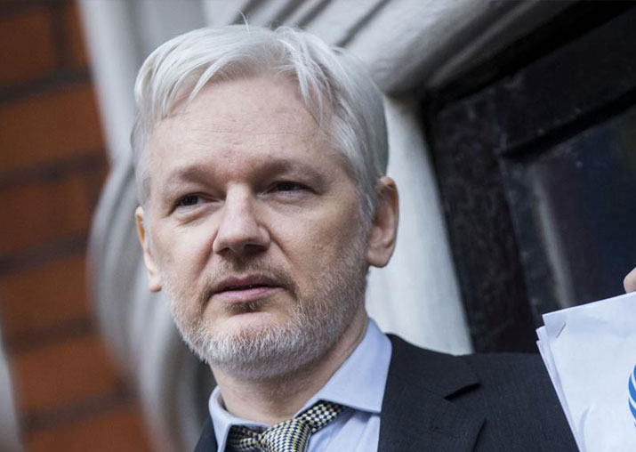 UK judge rejects Julian Assange's fresh bid to evade arrest