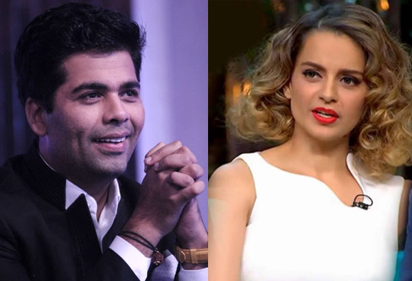 My tiff with Karan Johar over nepotism debate is an assumed