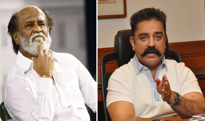 Alliance with Rajinikanth unlikely if his colour is