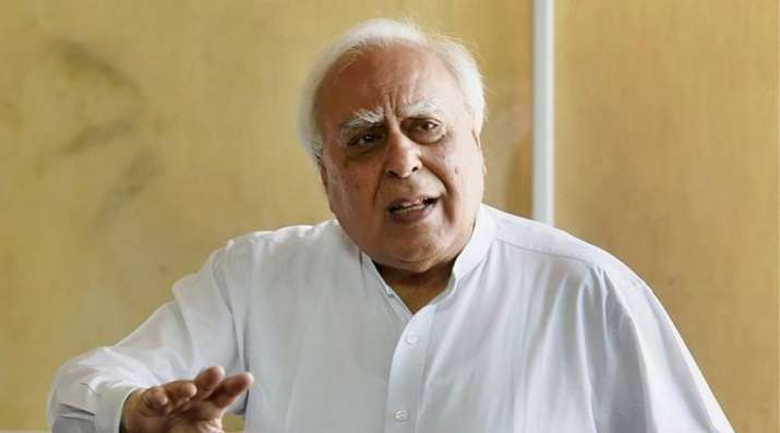 File photo of senior Congress leader Kapil Sibal.