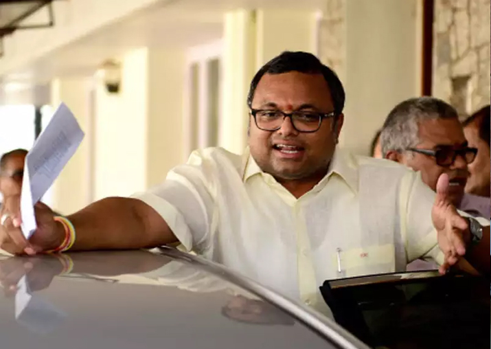 Karti Chidambaram's arrest a diversionary tactic, vendetta
