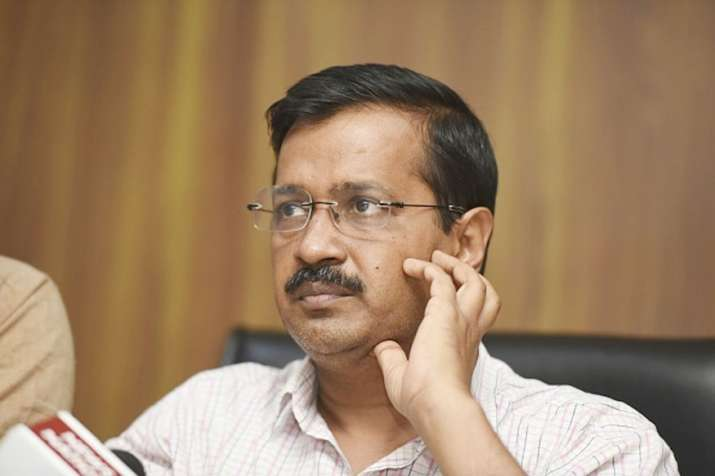 Kejriwal now a quieter politician, has now tweeted the word