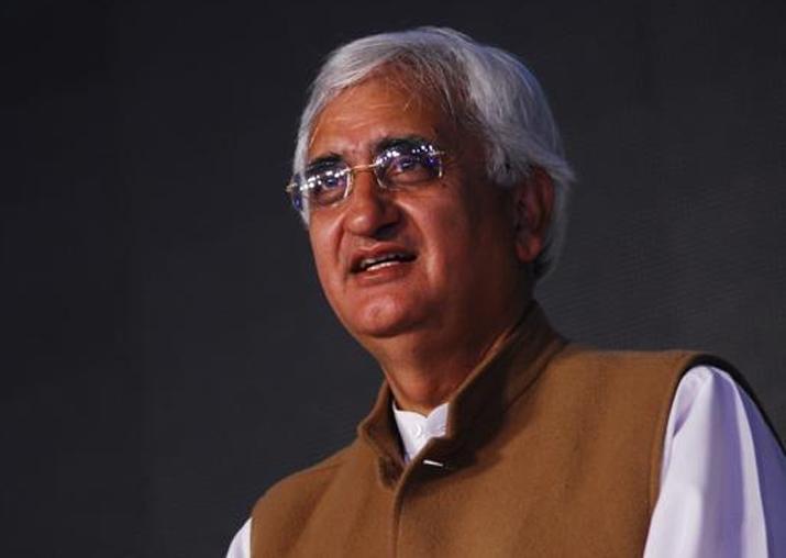 File pic of Salman Khurshid