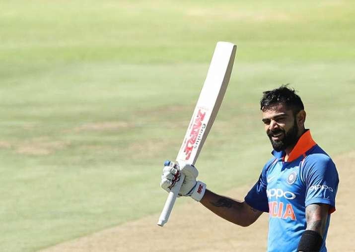 ICC Rankings: Virat Kohli becomes first Indian batsman to