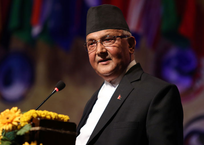 CPN-UML names KP Sharma Oli as Nepal's next Prime Minister