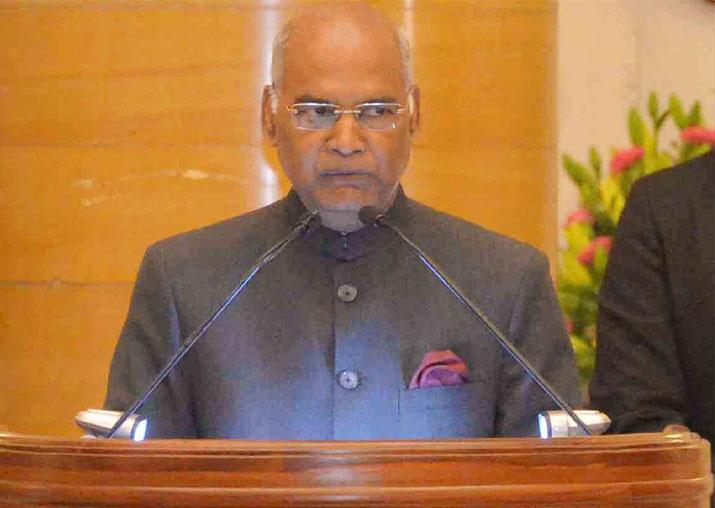 Ujjwala Yojana is empowering women: President Kovind
