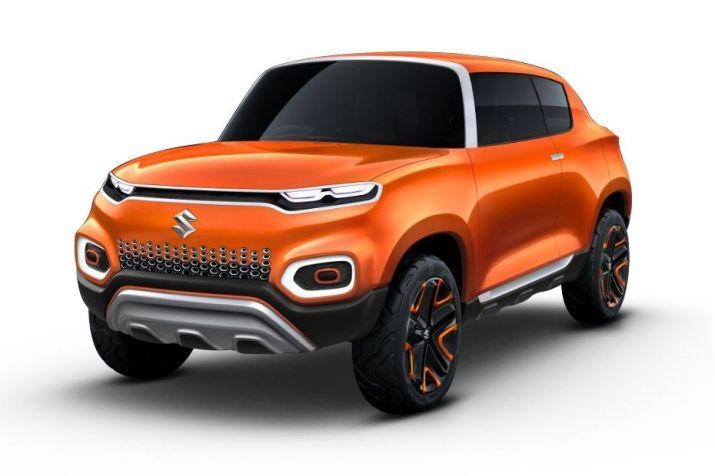 Auto Expo 2018 Maruti Suzuki Unveils New Compact Car Design