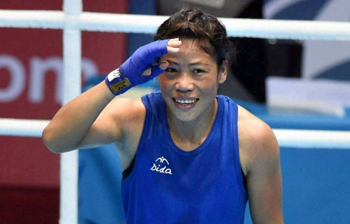 Mary Kom picked in India's CWG Squad