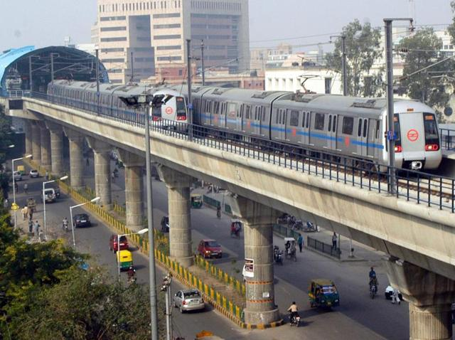 Trial runs on Delhi Metro's IP Extension-Maujpur stretch begin