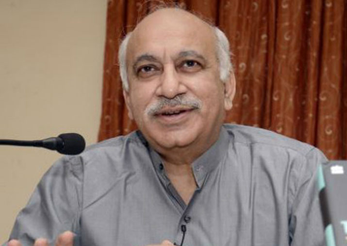 File pic - MJ Akbar