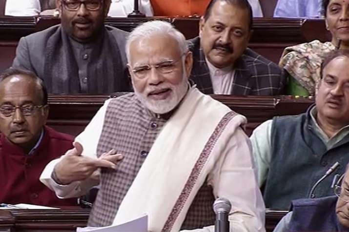 Congress still wants 'Old India' of Emergency, scams and
