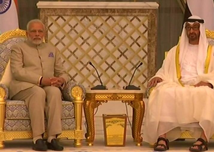 Delegation level talks led by PM Narendra Modi and the
