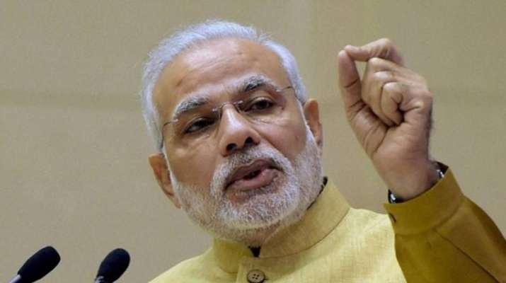 File picture of PM Modi