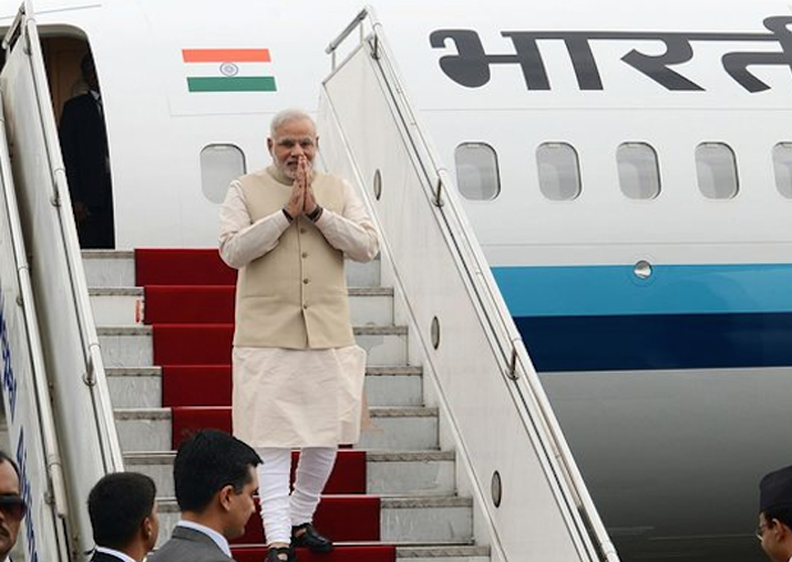 Pakistan bills Rs 2.86 lakh as stopover charge for PM