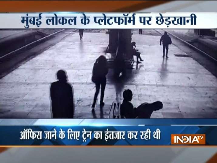 43-year-old held for hugging woman passenger at Mumbai