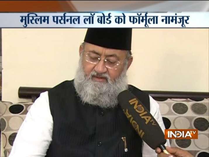 Maulana Syed Salman Hussain Nadvi