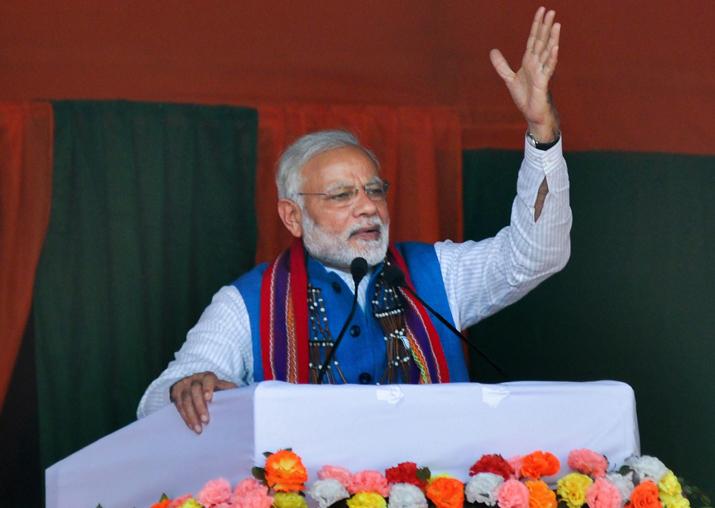 PM Modi launches subsidised 'Amma' two-wheeler scheme in