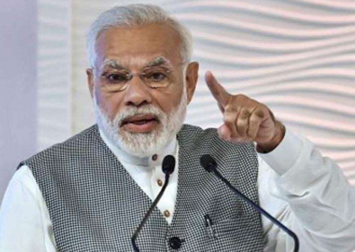 PM Modi reviews grievance handing in Delhi Police