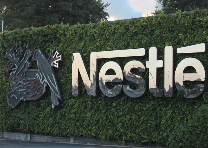 Nestle India's net profit up 22% in 2017