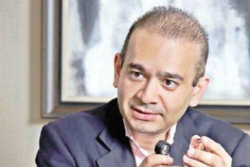 File picture of Nirav Modi