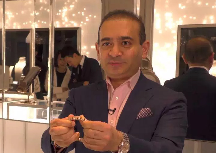 PNB fraud: I-T dept seeks account details of Nirav Modi