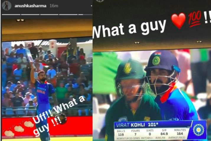 India Tv - Virat Kohli, Anushka