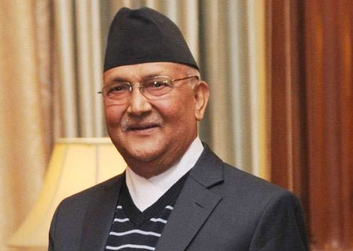Nepal's top Communist leader KP Sharma Oli back at the helm