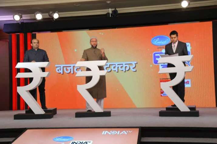 India TV Budget Samvaad: Development schemes do not