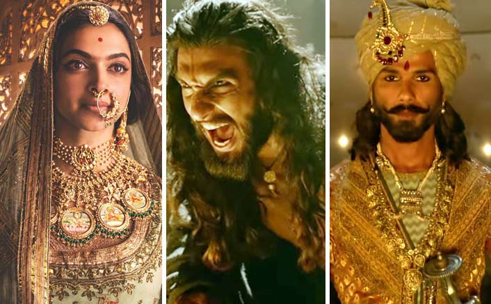 Padmaavat scores 250 crore plus at box office