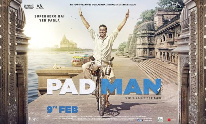 PadMan box-office collection: Akshay Kumar's film