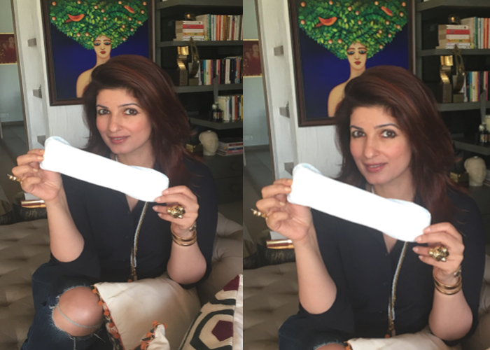 Twinkle Khanna replies to hater who trolled her for