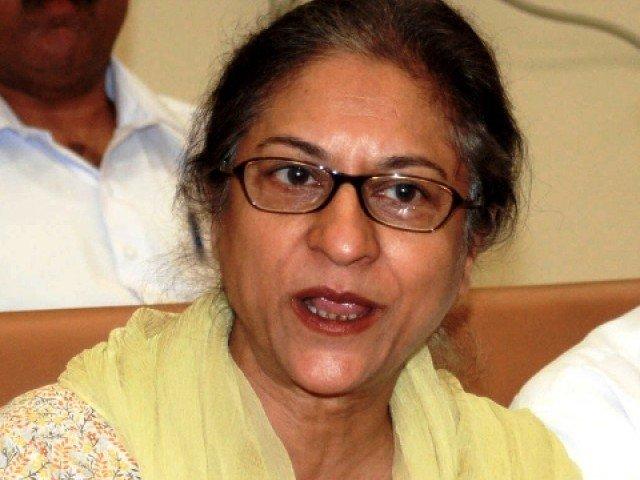 Pakistani activist Asma Jahangir
