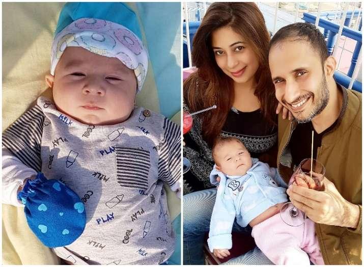 Malini Kapoor baby Kiyan