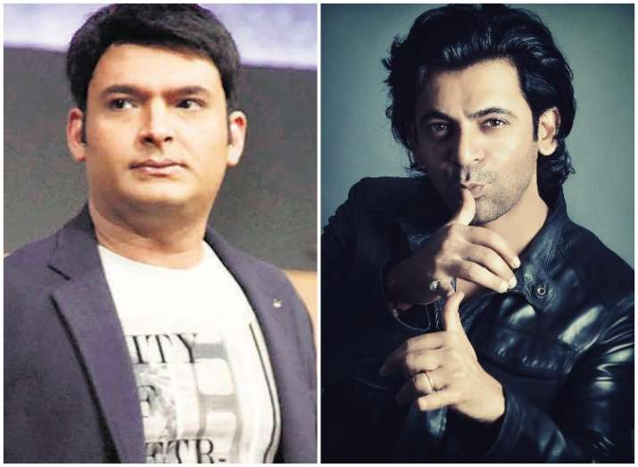 Here's what Sunil Grover is doing amid Kapil Sharma's TV