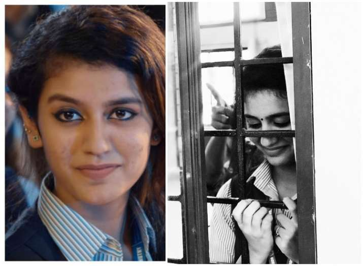 Viral girl Priya Prakash Varrier to work in Bollywood?