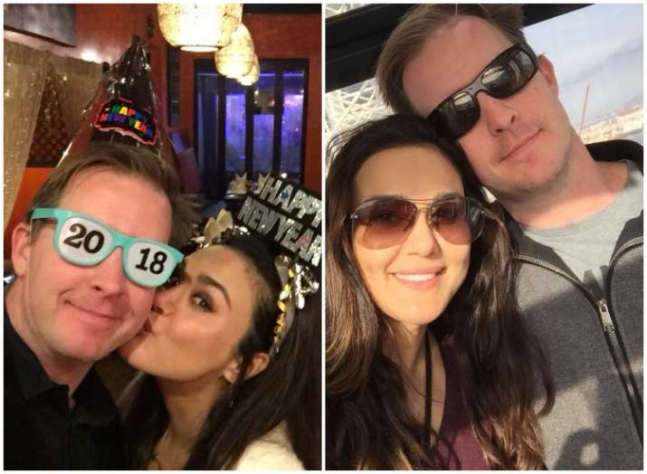 Preity Zinta birthday husband Gene Goodenough