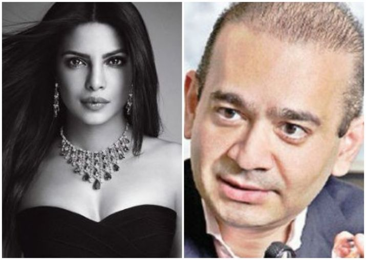 Priyanka Chopra not suing Nirav Modi, intends to terminate