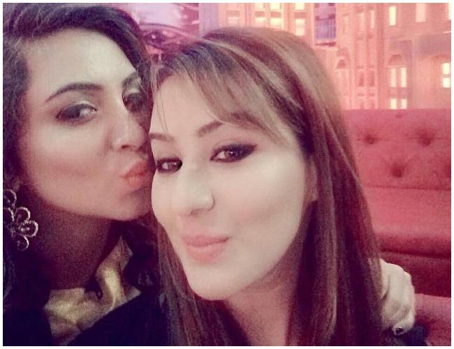 Shilpa Shinde, Arshi Khan