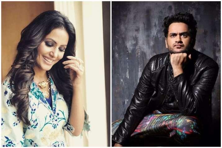 Hina Khan, Vikas Gupta, Bigg Boss 11