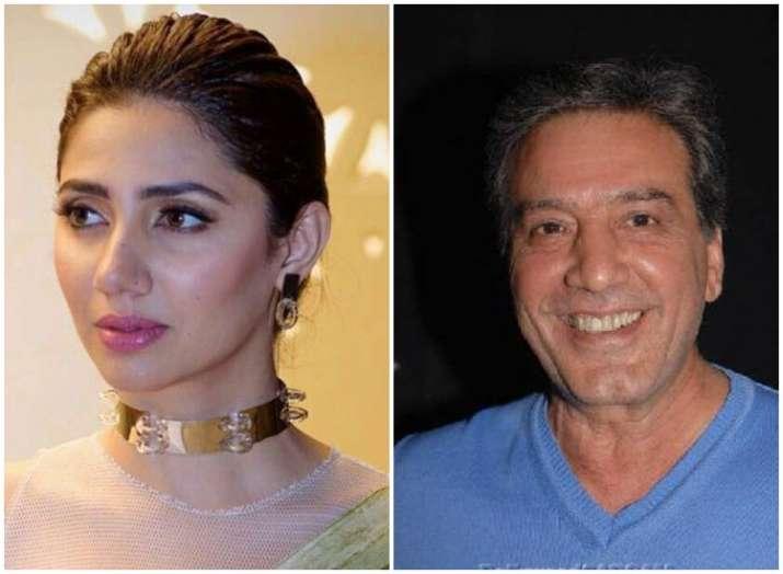 Mahira Khan reacts to viral kissing video with Javed Sheikh