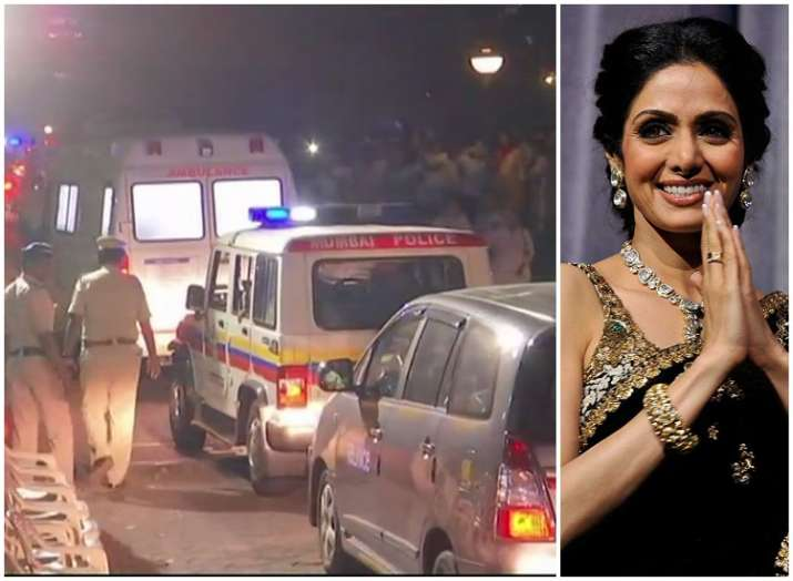 Sridevi's body reaches Mumbai