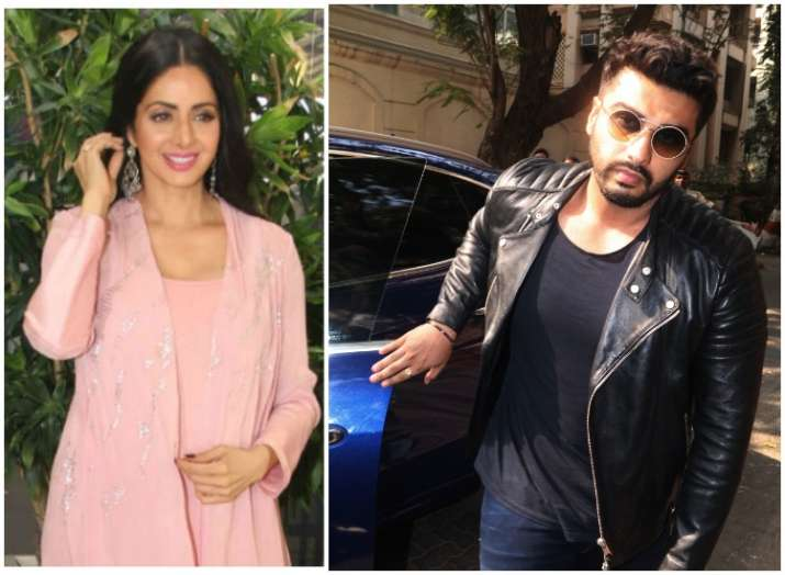 Arjun Kapoor reaches Mumbai for Sridevi's funeral