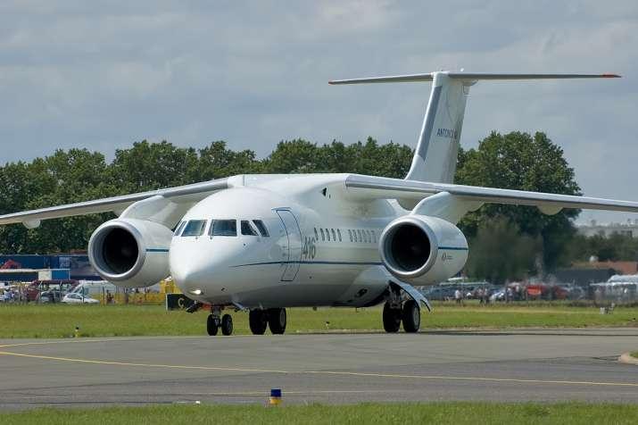 Antonov An-148 plane - File Photo